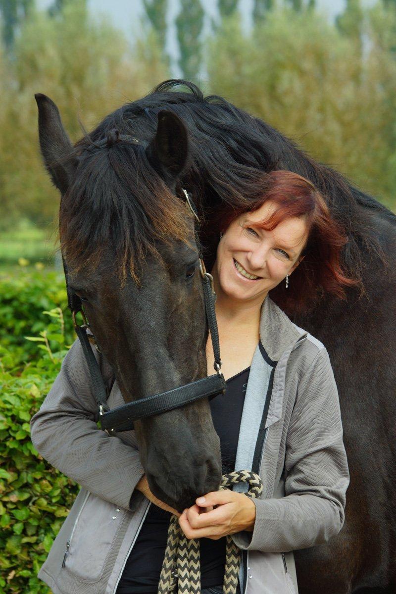 Karin Boer met Floris